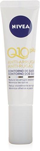 Nivea Visage Q10 Plus Antiarrugas – Crema Contorno de Ojos – 15 ml