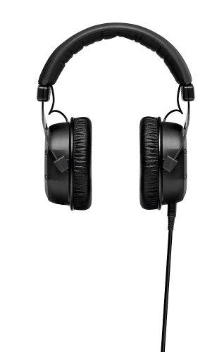 beyerdynamic Custom One Pro Plus 16 Ohm Over-Ear-Kopfhörer in schwarz. Geschlossene Bauweise, kabelgebunden, einstellbarer Sound - 10
