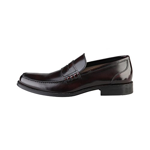 Made in Italia Tiziano, Moccasin homme Bordeaux