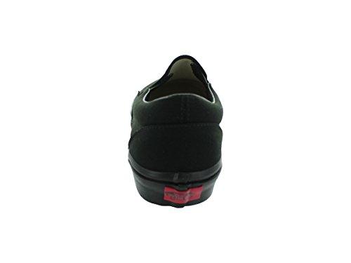 Vans U Classic Slip-on, Baskets mode mixte adulte Black/Black