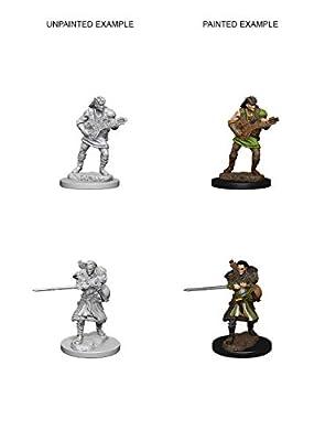 Nolzur's Marvelous Unpainted Miniatures: Human Male Bard