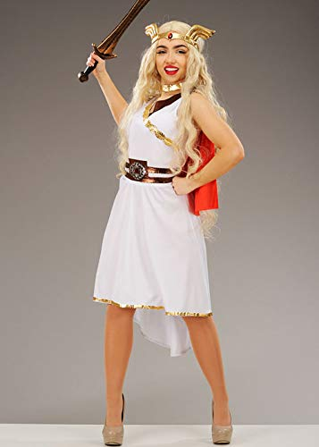Magic Box Int. Petite She-Ra Damen Kostüm für Damen (Shera Kostüm Fancy Dress)