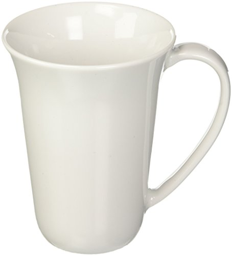 Alessi dti05 / 89s - Beer Pitcher Set, 2, Porcelain, White, 2 Units