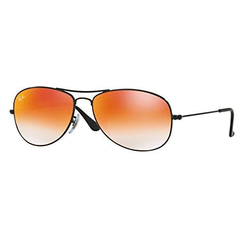 Ray-Ban Gradient Aviator Men's Sunglasses - (0RB3362002/4W56|56|Grey) image