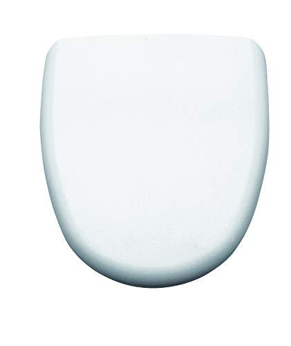 Gala Loa WC-Sitz Loa mit Haarausfall Dämpfung Weiß