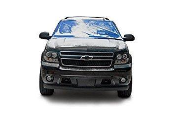 delk invernale per auto parabrezza specchietto frostblocker Ice Guard veicolo taglia universale 154,9x 81,3cm - 1 De Icer