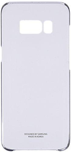 Samsung Clear Cover, Custodia protettiva per Galaxy S8, Grigio