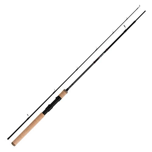 Fox Rage Warrior 2 Vertical 185cm 14-28g - Vertikalrute für Zander & Barsche, Zanderrute zum Jiggen & Vertikalangeln, Spinnrute -