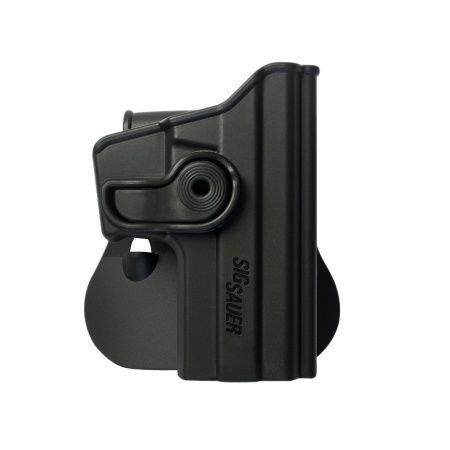 SIG SAUER P225Polymer Retention Roto Holster (9mm nur) schwarz und eine echte igws Schießstand 2Kit. -
