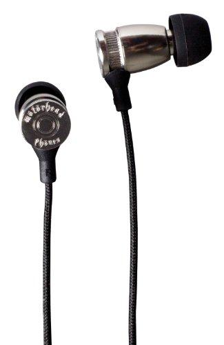 Motörhead Phönes Trigger In-Ear Kopfhörer für Rock und Metal silber -