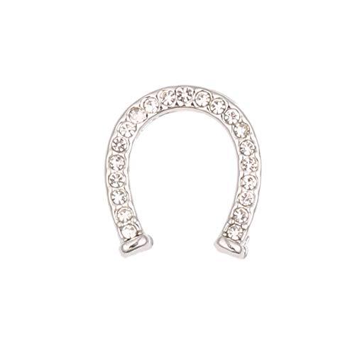 LUXERY Charms Anhänger Individuelle Charm austauschbar für Edelstahl Armband Damen Schmuck selber gestalten Mesh Silber Schmuck Frauen -