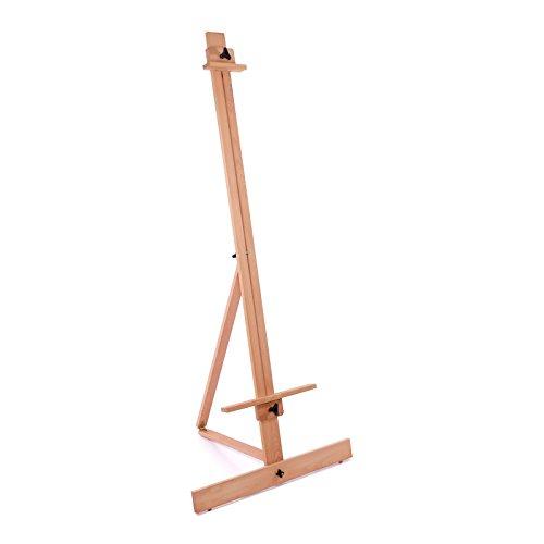 KÜNSTLER GALERIE STAFFELEI 'KLEE' | Buche geölt, 180 cm | Künstlerstaffelei