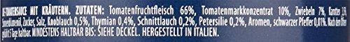 Barilla Pastasauce Napoletana – Italienische Sauce 1 Glas (1x400g) - 3