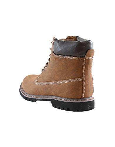 Reservoir Shoes - Boots homme pas chère Reservoir Shoes Miguel Marron Marron