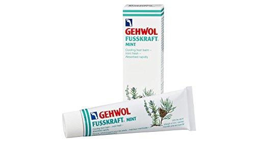 GEHWOL Fusskraft Mint Fuß–Natürliche antisceptics–Icy Fresh Menthol (Füße Diabetiker Geschwollene)