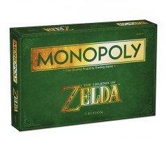 Monopoly The Legend of Zelda Board Game