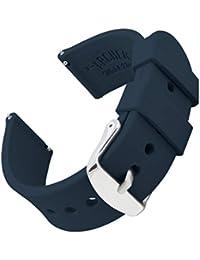 Archer Watch Straps | Repuesto de Correa Reloj de Silicona para Hombre y Mujer, Caucho