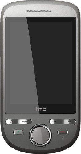 HTC Tattoo Smartphone (GPS, Android) silver - Htc Tattoo