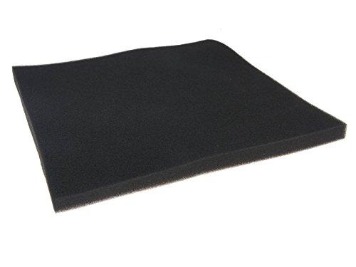 Luftfilterschaum universal 250x250mm