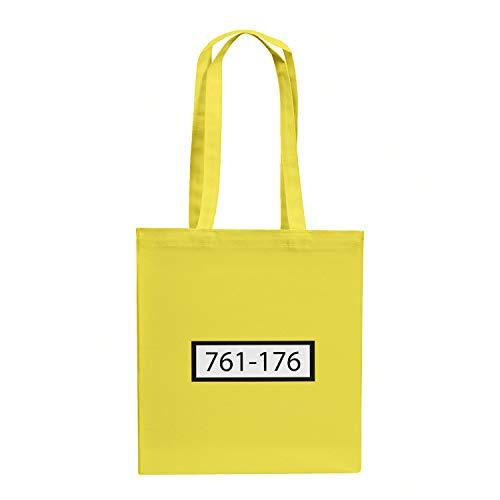 Texlab Sträfling 761 176 - Stoffbeutel, gelb