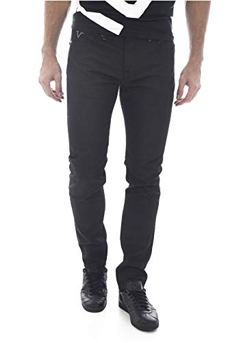 ad7693dc7a08 V1969 - Pantalon Homme avec sa Pochette Cadeau, Jeans Versace 19.69  Abbigliamento Sportivo SRL Milano