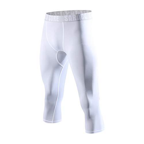 saraca core Weiss Groesse Medium US / 3/4 Base Layer Pants