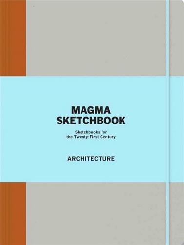 Magma Sketchbook: Architecture (Magma for Laurence King)