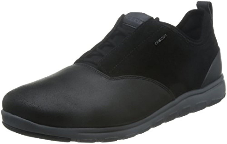 Geox U640DA 022HM Zapatos Hombre Negro 43  -