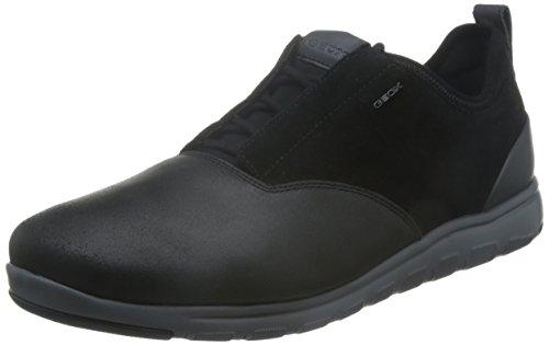 sale retailer 0686b 4783d De Zapatos Cordones Negro Vestir Hombre Con Geox x8fw61Sw ...