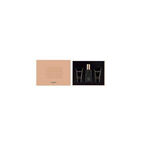 ALAIA Paris Set, Eau de Parfum Spray 50 ml + Body Lotion 50 ml + Shower Gel 50 ml, 1er Pack (1 x 150 g)