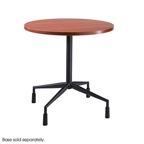 Safco Produkte 2651CY RSVP 76,2cm Runder Tischplatte (Base separat erhältlich), Kirsche - Bistro Base