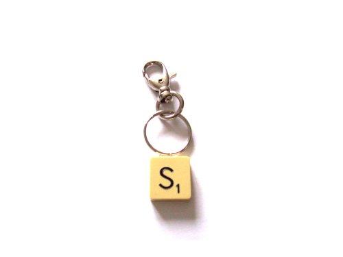 scrabble-portachiavi-vintage-scrabble-tile-lettera-s-in-un-sacchetto-del-regalo-organza