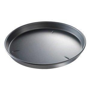 Chicago Metallic 91160 Deep Dish Pizza Pan 16 diameter x 1-1/2 deep nestable by CHICAGO METALLIC Chicago Deep Dish Pizza