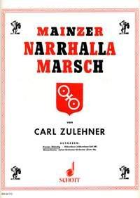 Mainzer Narrhalla-March Piano