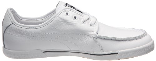 Puma Benecio Mocc Toe, Sneakers Basses Homme Blanc