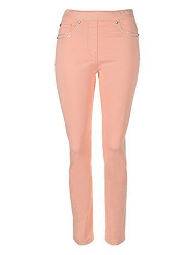 Hose Zauberhose® Jeans Damen von Mocca by J.L. Apricot