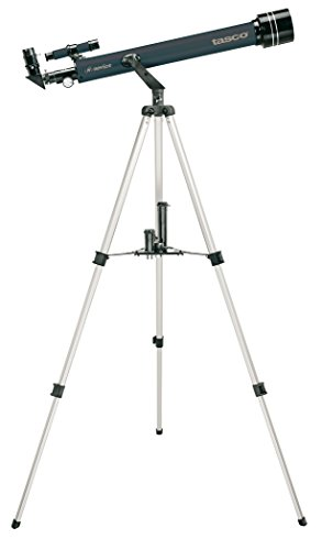 TASCO 60X700MM NOVICE REFRACTOR - TELESCOPIO  NEGRO