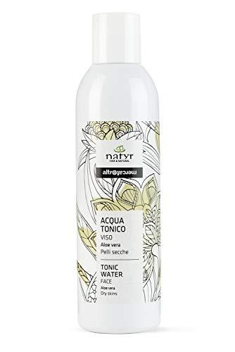 Natyr Gesichtswasser mit Aloe Vera und Kamille 200 ml - sanfte Pflege für trockene Haut