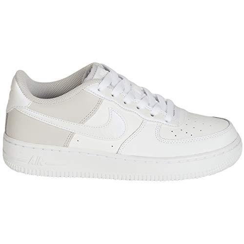 Nike Scarpe Air Force 1 (GS) Bianco 38