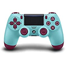 Manette sans fil Dual Shock 4 pour PS4 - berry blue
