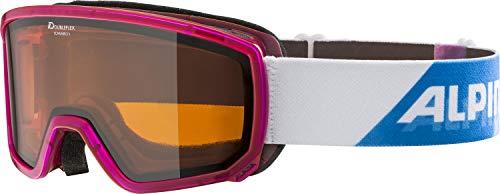 ALPINA Damen Sonnenbrille Sport Style Kacey pink Translucent, One Size