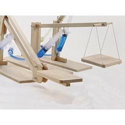 Lifter Kit (Pathfinders Hydraulic Mini Platform Lifter Wooden Kit (japan import))