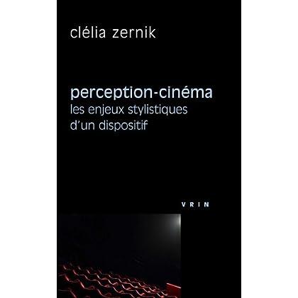 Perception-cinéma. Les enjeux stylistiques d'un dispositif