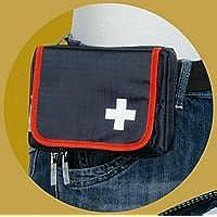 TRAVEL Verbandtasche mit bedarfsgerechter Füllung preisvergleich bei billige-tabletten.eu