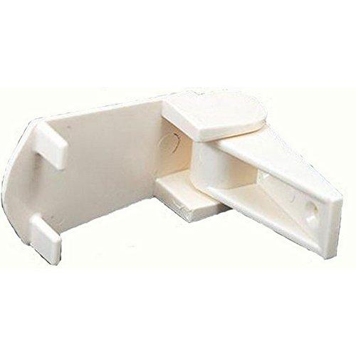 W4 Kunststoff Halter für Arbeitsplatte , Abwaschbecken (Einheitsgröße) (Beige)