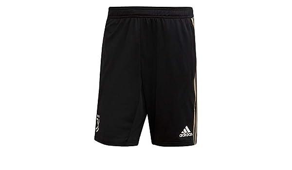 b49fb55eab7724 adidas Herren Juve Training Shorts 1 4  Amazon.de  Sport   Freizeit