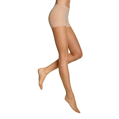 ITEM m6 - CONTOURING TIGHTS Damen | light tan | L | L2 | Strumpfhose im 15 DEN Look