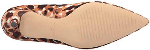 Pompe Nine Margot Dress Ouest Natural Multi Kenya Cheetah