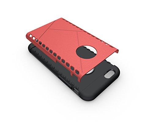 CruzerLite Spartan Dual Protection Hülle für Apple iPhone 6 Plus gold Pink