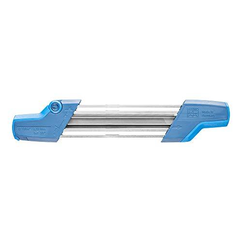 PFERD Kettensägeschärfgerät CHAIN SHARP CS-X, Feilen-ø 5,16 mm, 11098051 - Sägezahn und Tiefenbegrenzer in einem Arbeitsgang bearbeiten